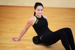 Gezieltes Faszientraining und Yogaübungen