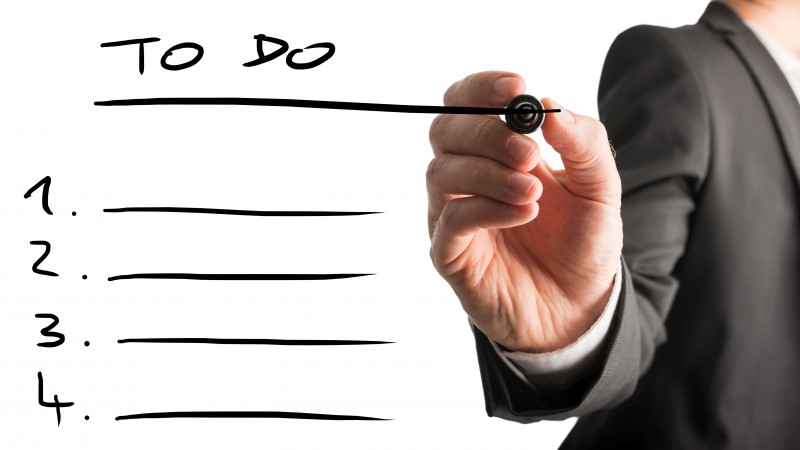 Effizienz und Selbstmanagement