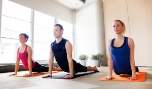 Yoga-Unterricht in Kleingruppen
