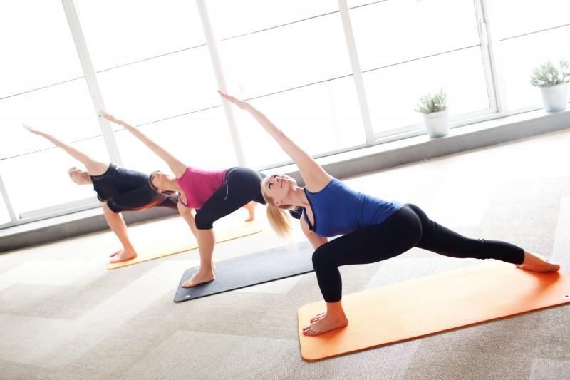 Yoga - Gruppenunterricht
