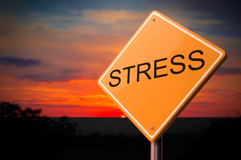 Stress bedeutet mechanischer Spannungszustand